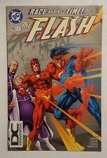 The Flash: Race Against Time!  #115 1996 DC Comics