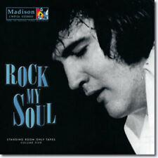 ELVIS PRESLEY - ROCK MY SOUL -  FIRST PRESS ORIGINAL CD