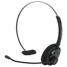 LogiLink Bluetooth 3.0 Mono Headset Kopfhörer PC Handy 10m Reichweite EDR BT0027