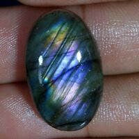 100% Natural Fire Spectrolite Labradorite Cabochon Multi Flash Loose Gemstone