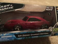 NKOK Fast & Furious 69 Dodge Charger Daytona Radio Control Body Paul Walker