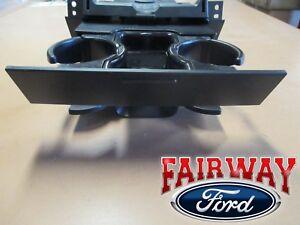 04 thru 08 F-150 STX XL XLT OEM Genuine Ford Dash Cup Holder Ash Tray Black NEW