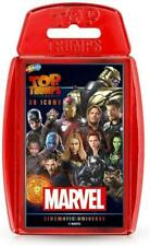 Top TRUMPS Marvel Cinematic Universe 30 Icons