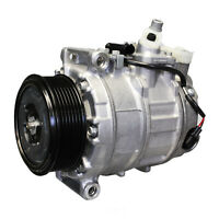 A/C  Compressor And Clutch- New   DENSO   471-1434