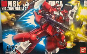 Bandai Gundam Char's Counter Attack HGUC 084 MSN-03 Quess's Jagd Doga 1/144