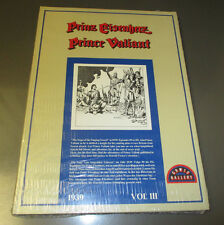 1970's Prinz Eisenherz Prince Valiant v.3 Oversized HC/DJ Sealed Hal Foster 1939