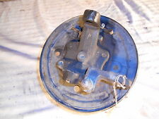 1987 87 KAWASAKI BAYOU 300 FRONT RIGHT HUB & BRAKE DRUM  KLF KLF300