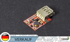 "MINI USB Boost converter DC-DC step-up da"" 2,5v-5v 1 a ""viene 5v Per Arduino DIY"