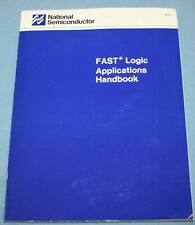 1990 National Semiconductor Fast Logic Applications Databook Decoders Counters +