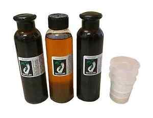 Pack 3x250ml Huile de Neem, Acides Humiques et fulviques, Mélasse Bio + doseurs