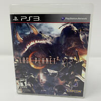 Lost Planet 2 Sony PlayStation 3 PS3 Game Complete With Manual Tested