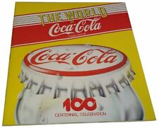 The World Of Coca Cola Album Komplett Abzehbilder Panini