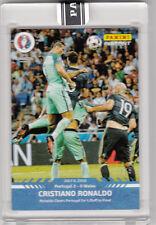 2016 Panini Instant EURO 2016 BLUE #78 Cristiano Ronaldo Portugal 1/5