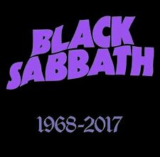 Black Sabbath - The End 1968-2017 OZZY Heavy Metal Sticker OR Magnet