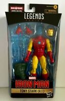 Marvel Iron Man TONY STARK (A.I.) Legends Series NEW