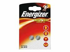 2 X Energizer Lr54 189 G10 Battery 1.5v Alkaline Button Batteries V10ga Ag10
