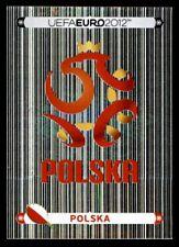 Panini Euro 2012 (Swiss Platinum Edition) Badge (Poland) No. 50
