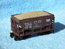 "SAND / FRACKING SAND LOAD - fits Walthers ""Minnesota"" Taconite Cars - by HayBros"