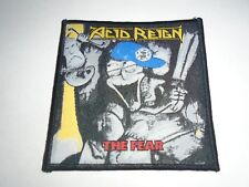 ACID REIGN THE FEAR WOVEN PATCH