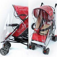Rain Cover Raincover For Universal Buggy Pushchair Stroller Pram Baby Car US