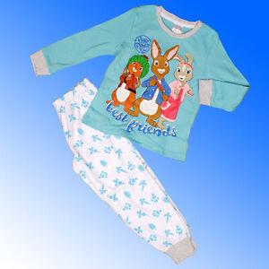 Peter Rabbit Pyjamas Unisex  Boys & Girls Age 3 4 5 6 Years