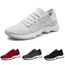 Men Leisure Sneakers Shoes Trainer Gym Fitness Non-slip Outdoor Running Casual L