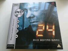 24 DVD Board Game. Play in another dimension!