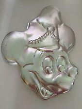 Retired Wilton Cake Pan Disney Mickey Mouse Band Leader 515-302