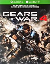 Gears of War 4 - Xbox One/Win 10 | Digital Download Card |