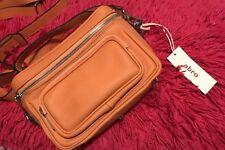New ABRO LEATHER LARGE PURSE Chain Strap Handbag 026855-45 161 Col.0084 Size Anz