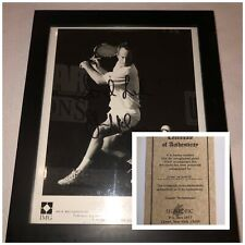 "John McEnroe Tennis Signed 8x10 Photo Autographed/Sign With COA ""Good Luck"""