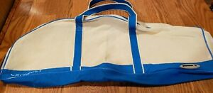 Vintage Sportcraft Croquet Carrying Bag! zips up great, clean condition, rare