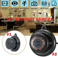 Mini Spy Camera Wireless Wifi IP Home Hidden Security 1080P DVR Night Vision New