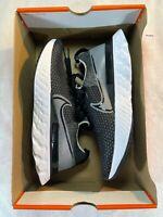 """Nike React Infinity Run Flyknit Running Shoes """"Oreo"""" Men's sz 9.5 (CD4371-012)"""