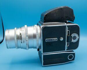 HASSELBLAD 500 EL/M CAMERA+Zeiss Sonnar 150mm lens, eye level finder