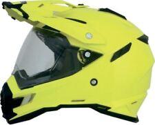 Caschi gialli marca AFX per la guida di veicoli