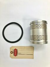 1937 1938 1949 1941 1942  Chrysler 6 Engine Oil Filter, FRESH STOCK With Gasket!
