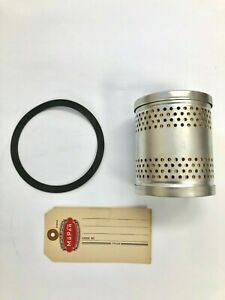 1933-1957 Plymouth  Engine Oil Filter, FRESH STOCK With Gasket!