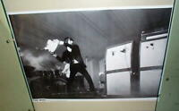 THE WHO Vintage Pete Townsend Stage Pic POSTER