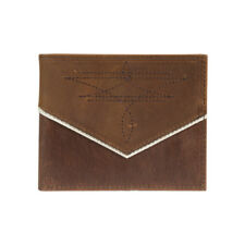 Justin Boot Company Stich Bifold Leather Wallet