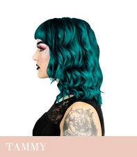HERMAN'S AMAZING DIRECT HAIR COLOUR TAMMY TURQUOISE