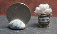 Dollhouse Miniature Potpourri Jar 1:12 one inch scale  A45 Dollys Gallery