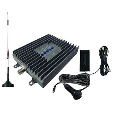 SureCall Fusion2Go 4G Mobile Cell Phone Signal Booster for Cars, Trucks, Boats