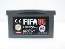FIFA 06 | Nintendo Game Boy | Gameboy Advance | Spiel nur Modul | Gut