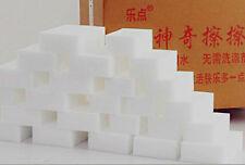 100PCS Cleaning Magic Sponge Eraser Melamine Cleaner Multi-functional Foam Gray