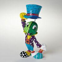 Romero Britto Disney Jiminy Cricket Pop Art Figurine 4023845