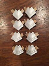 Crown Molding Corners Oversized Inside/Outside 4 5/8� Mdf Corners (10 pack).