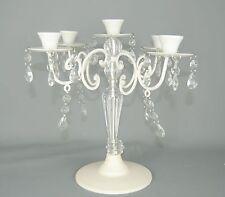 Unbranded Metal Candelabra Candle & Tea Light Holders
