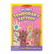 Melissa and Doug 12946 - My First Temporary Tattoos - Pink - NEW!!