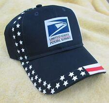 USPS United States Postal Service Patriotic Cap